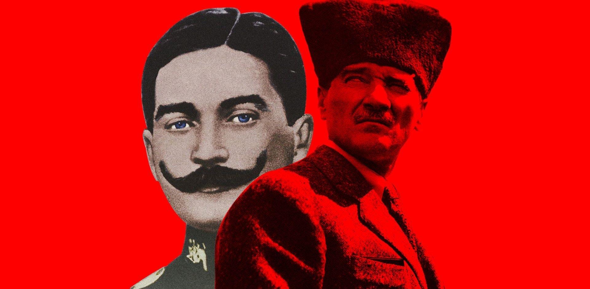 Ataturk mustache