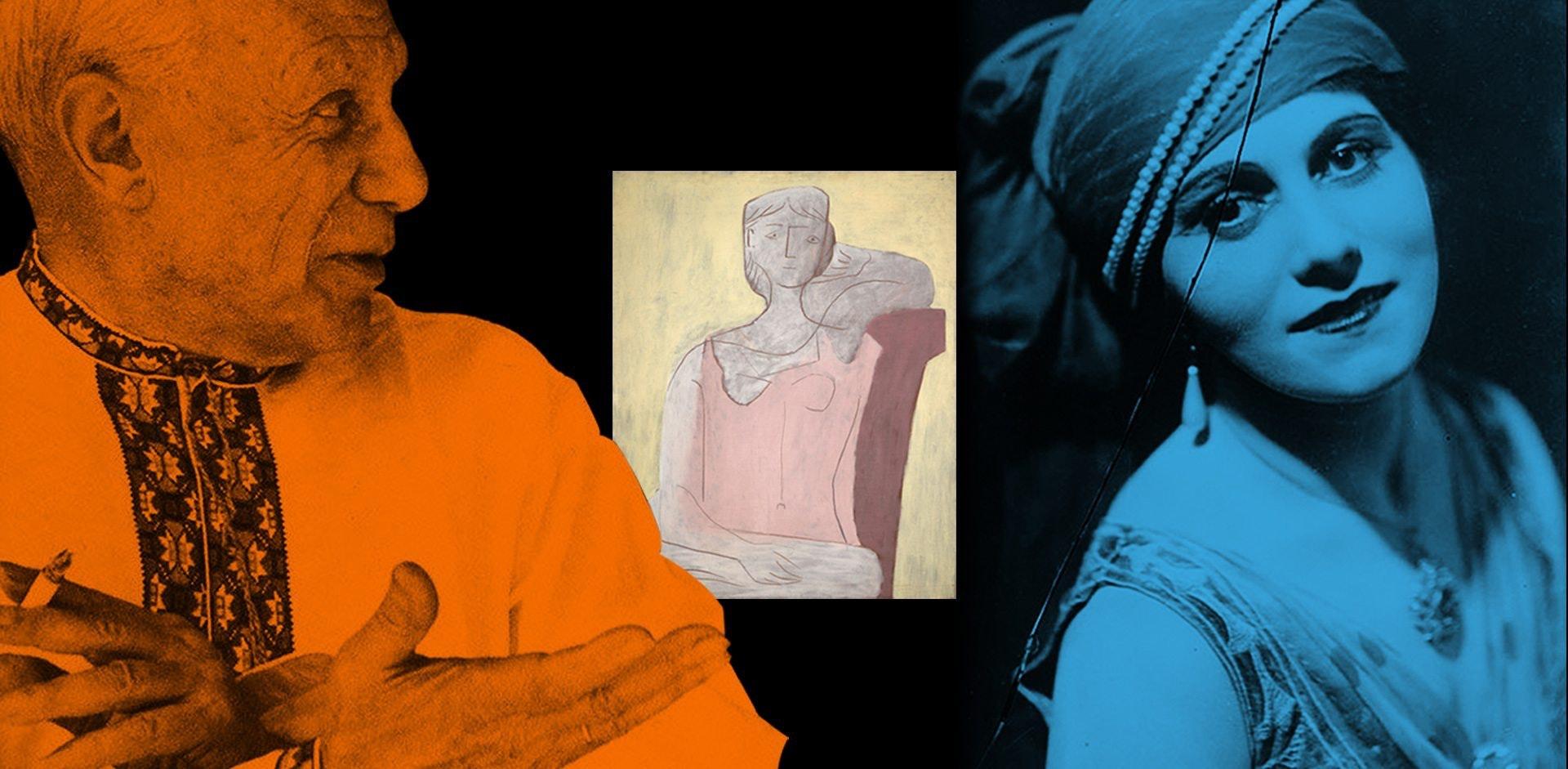 Picasso Khokhlovа