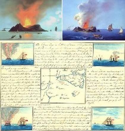 Izverzhenie v 1831 godu