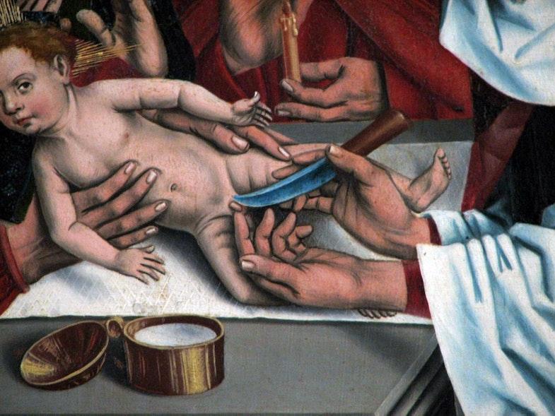 Obrezanie Hrista