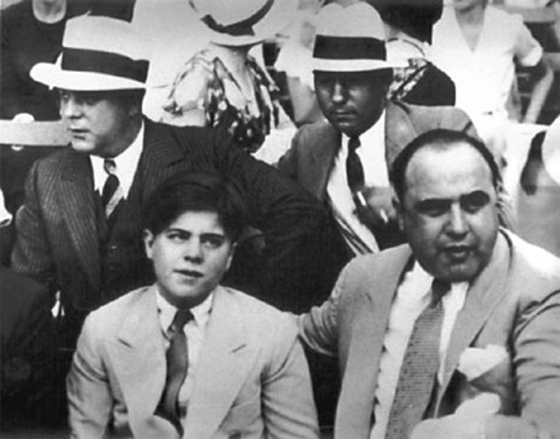 Al Capone son
