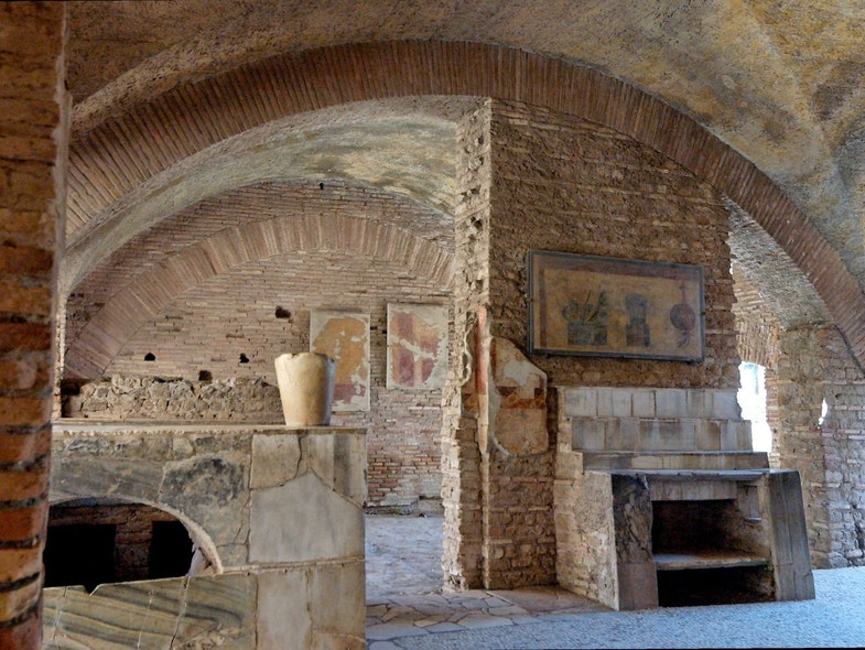 Temopoliy v Ostii