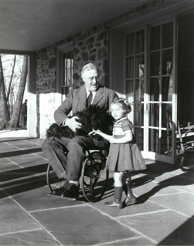 Franklin Ruzvelt, 1941 g.