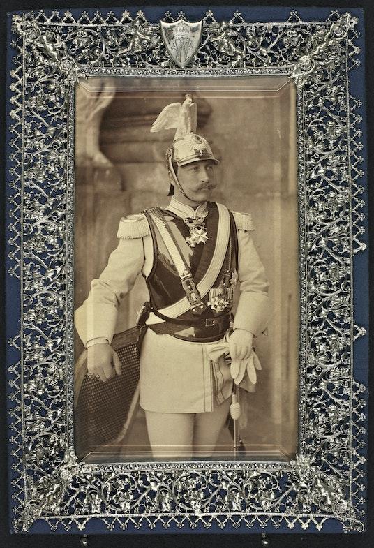 Vilgelm II, 1889 g.