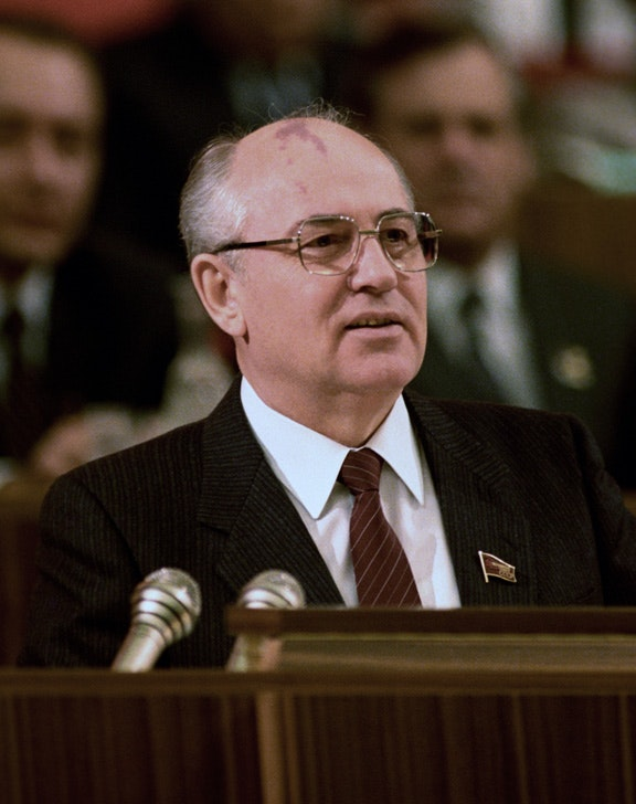 Mihail Gorbachev. XX s'ezd VLKSM