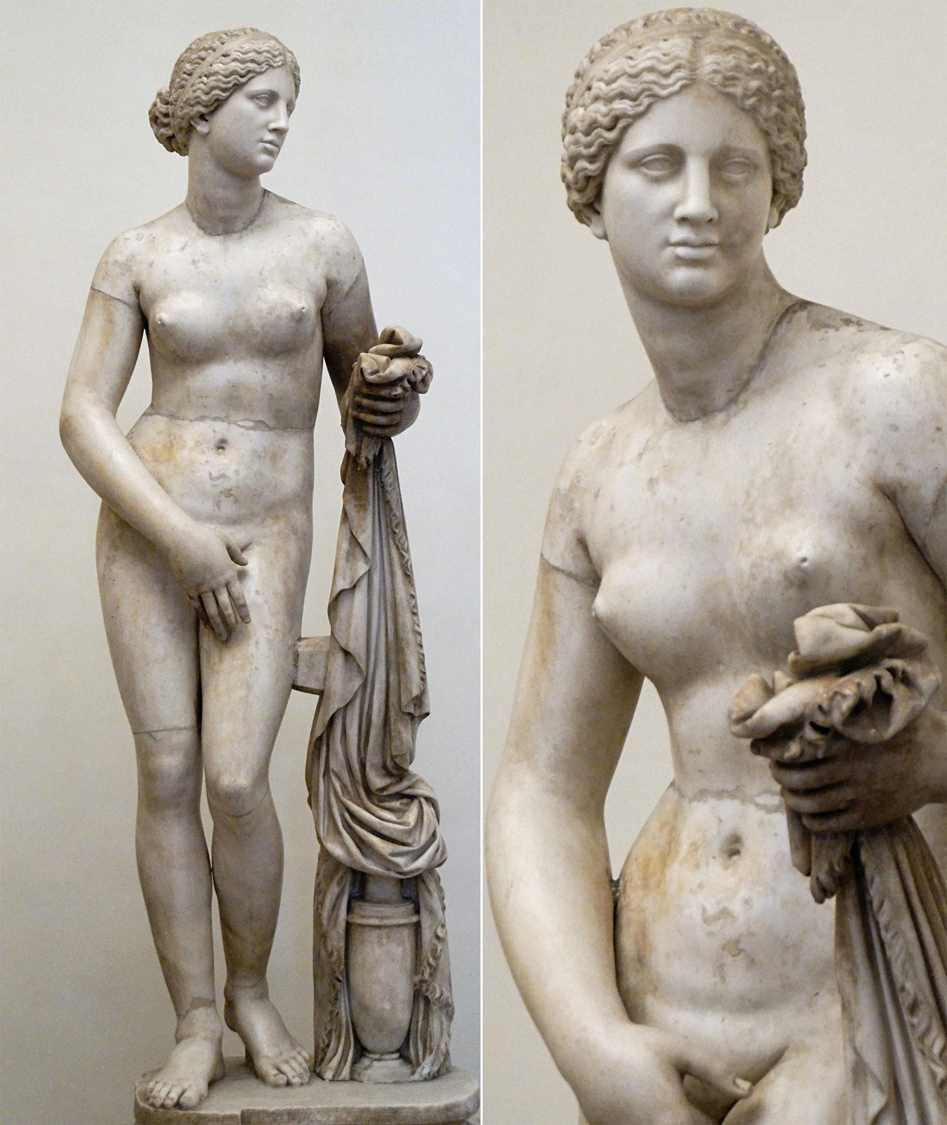 Секс с жрицами храма афродиты