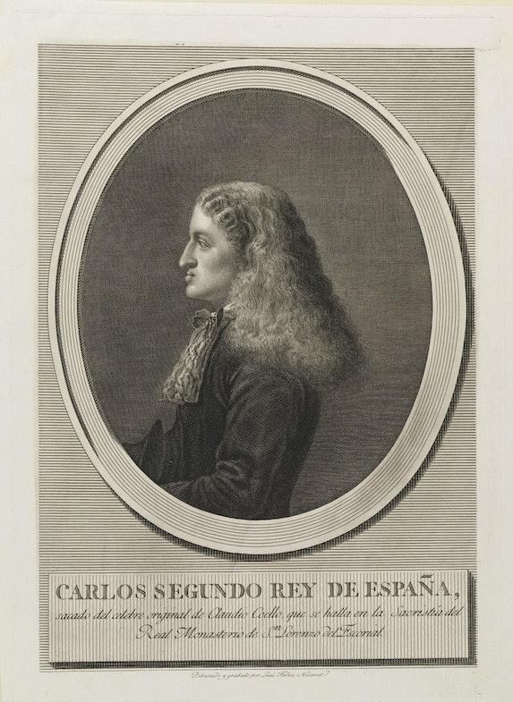 Karlos II Zacharovannyiy