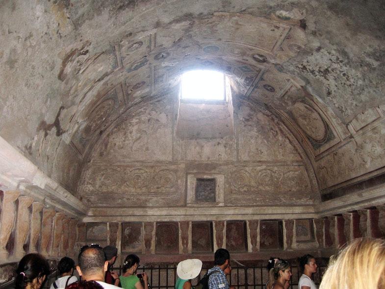 pompeii terme del foro