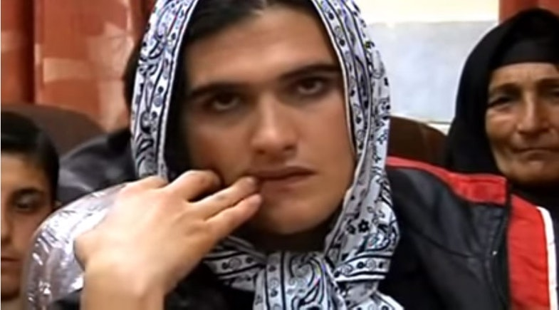 transgender people in Iran