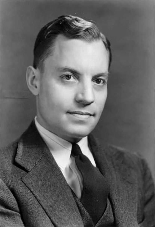 Dr. Ancel Keys, 1946.