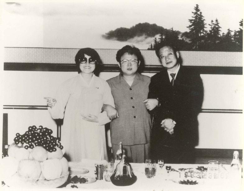 Choi Eun-hee, Kim Jong-il, and Shin Sang-ok