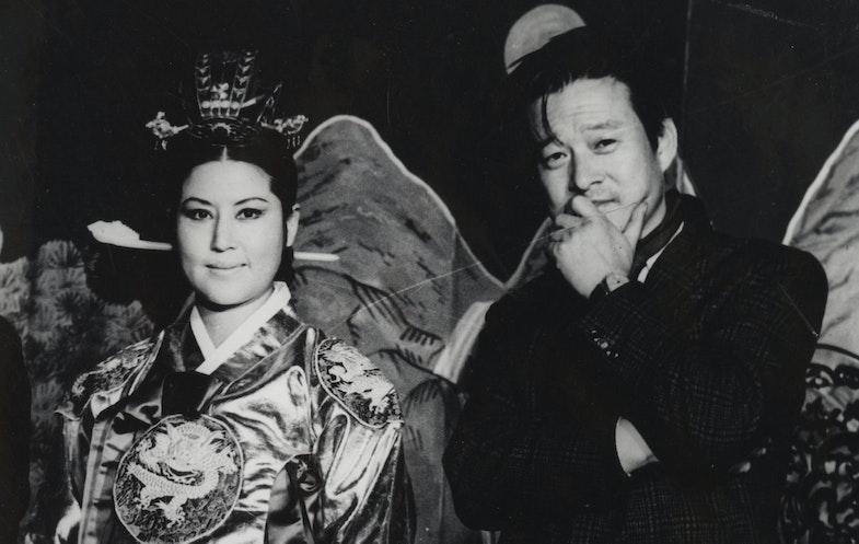Choi Eun-hee and Shin Sang-ok