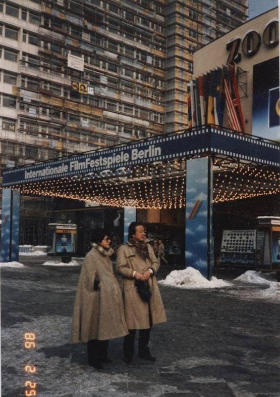 Choi and Shin at Berlinale