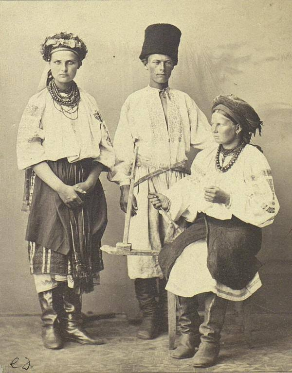 Ukrainians from Poltava