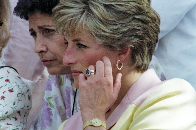 wedding ring Princess Diana