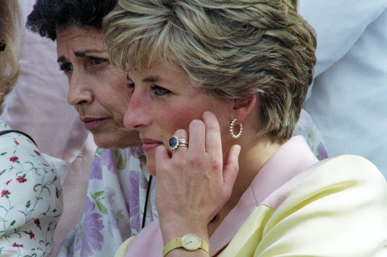 wedding ring Princess Diana