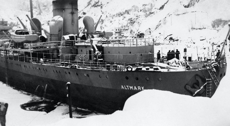 the Altmark incident