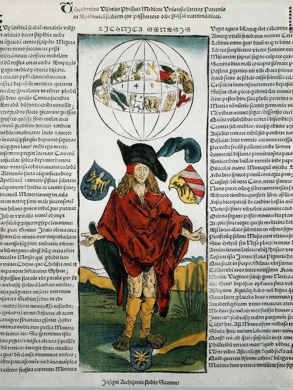 Syphilitic 1496 Albrecht Durer