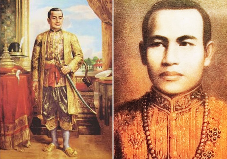 King Buddha Yodfa Chulaloke King Taksin