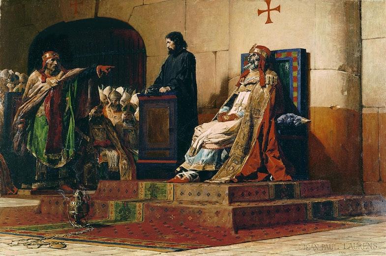 Pope Formosus and Stephen VI