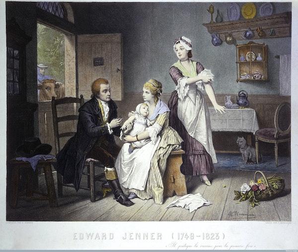 edward jenner research paper