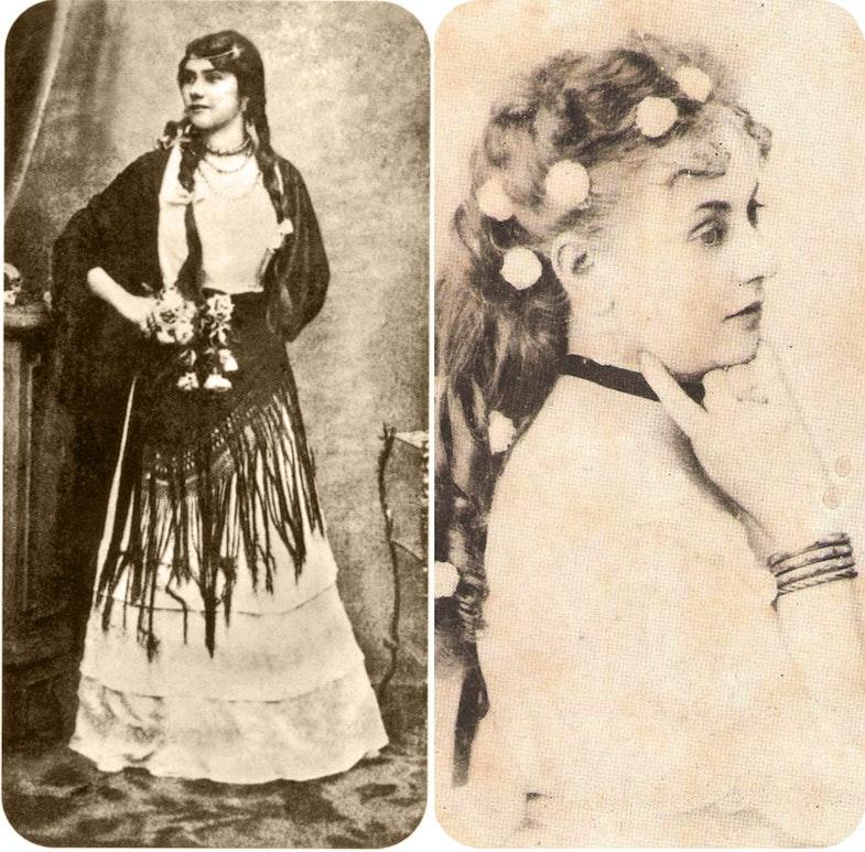 Eliza Lynch the mistress-wife of president