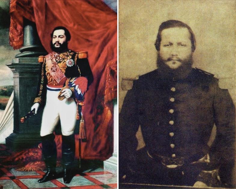 Francisco Solano Lopez, dictator of Paraguay