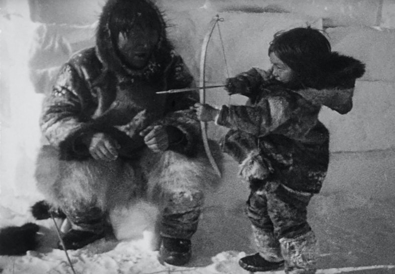 bow toy of Chukchi children