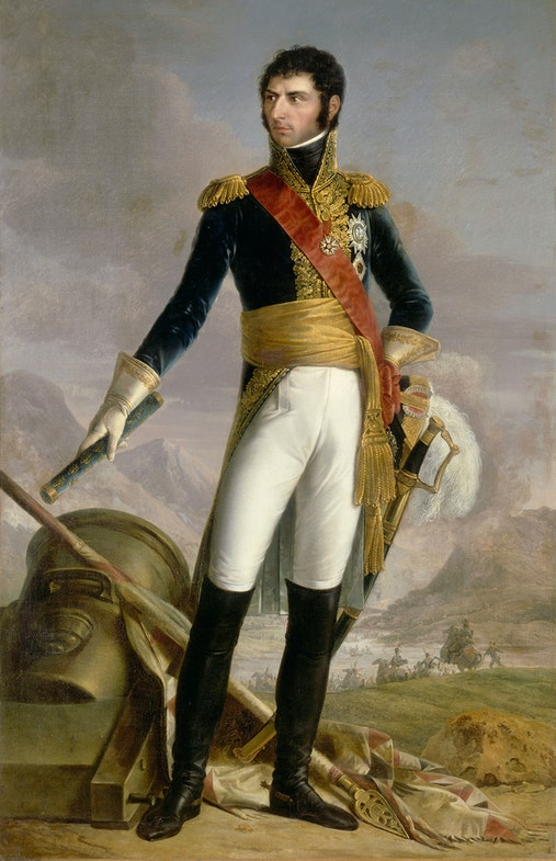 Jean-Baptiste-Jules Bernadotte, Prince de Ponte-Corvo