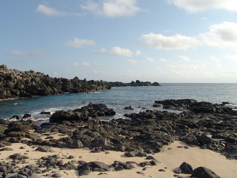 Ascension Island-Mars Bay