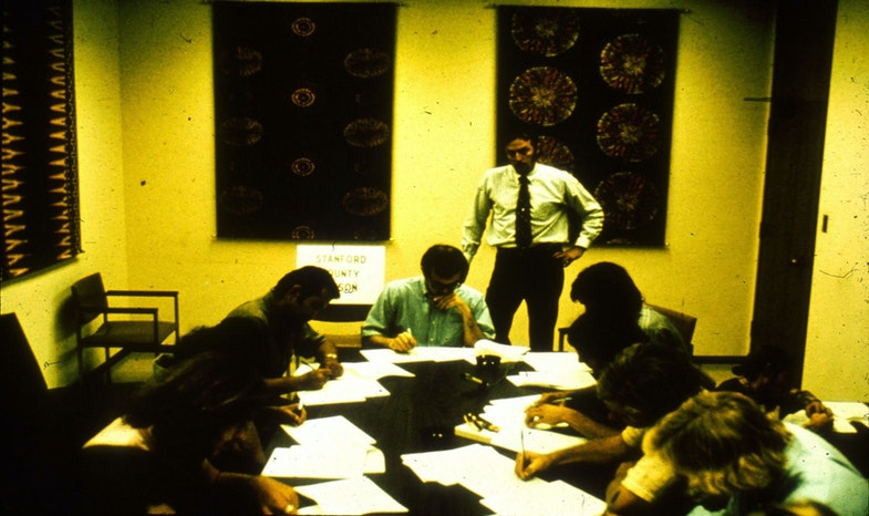 Stanford Prison Experiment Surveying the Participants