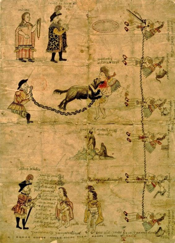 war dogs conquistadors
