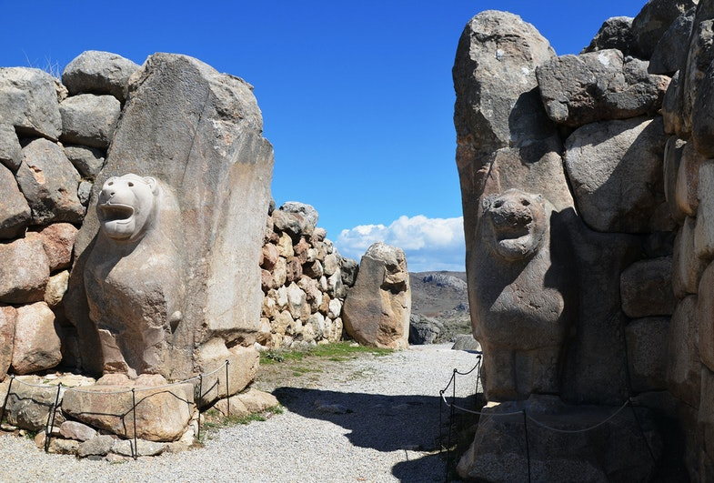 Lion Gate Hattusa