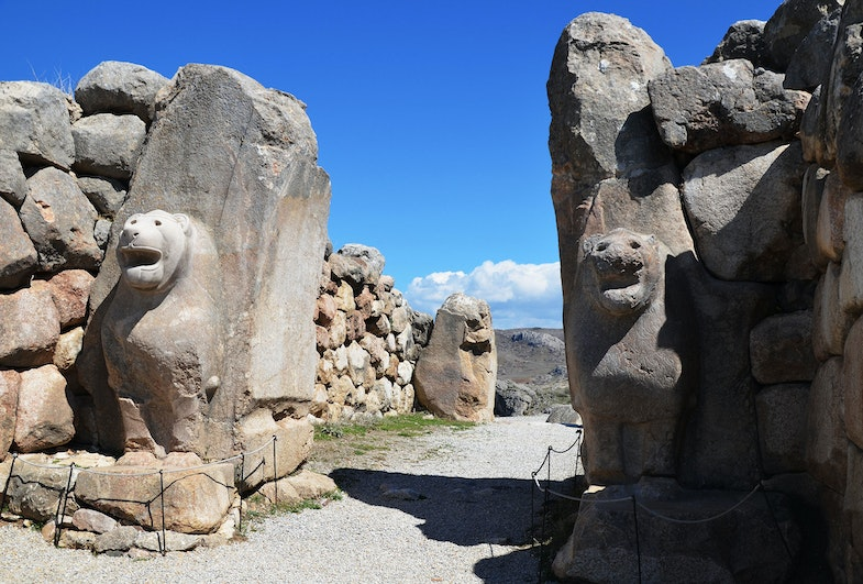 Lion Gate Hattusa