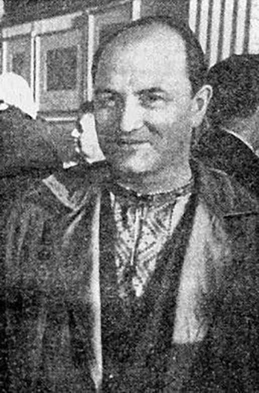 Myron Matveyiko