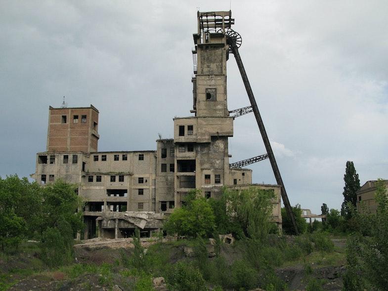 Yunkom mine