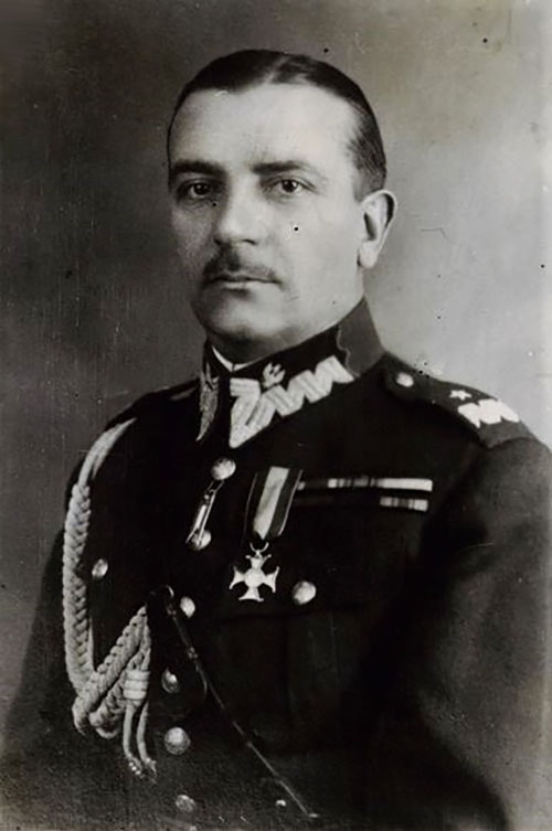 Konstanty Plisowski, polish general