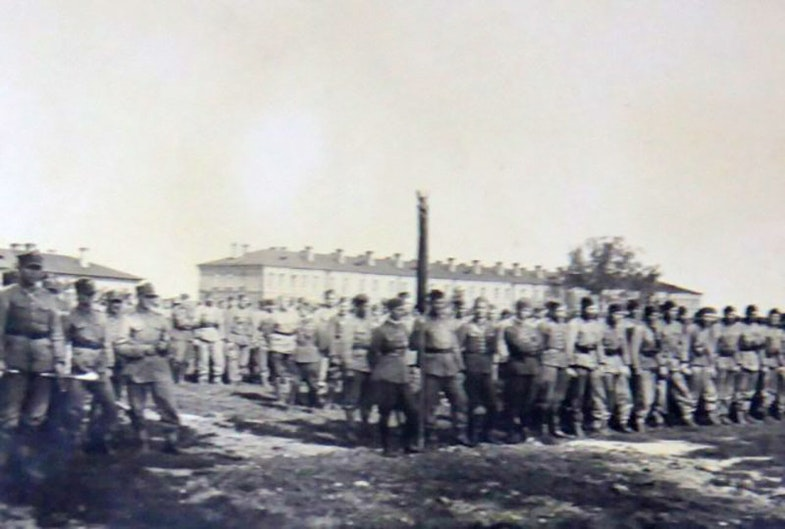 Soldiers of the Polish Army in the Brest Fortress
