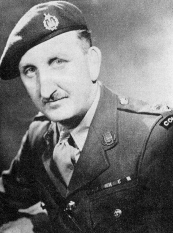 Lieutenant Colonel A C NewmanSt Nazaire Raid