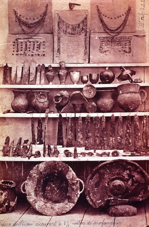 Priam's treasure