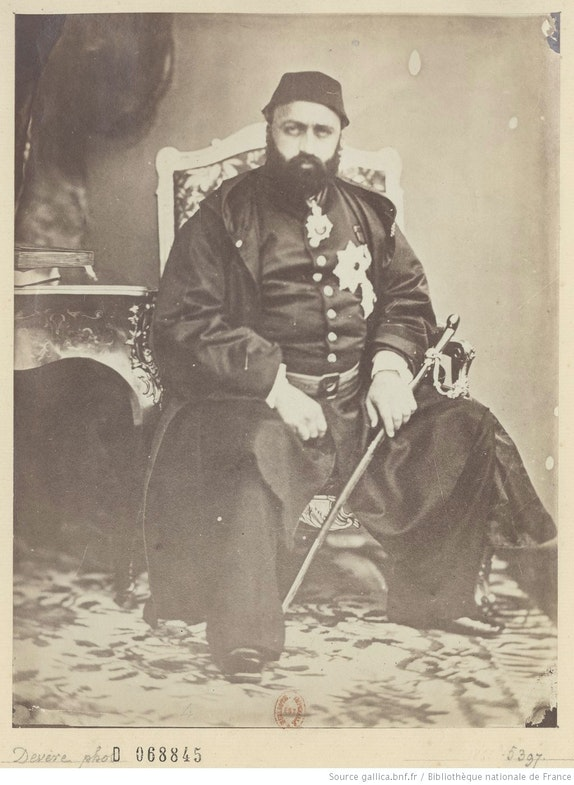 Abdul Aziz Khan, Sultan of Turkey