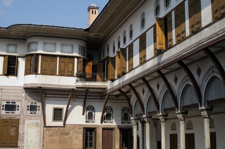 Ottoman Imperial Harem