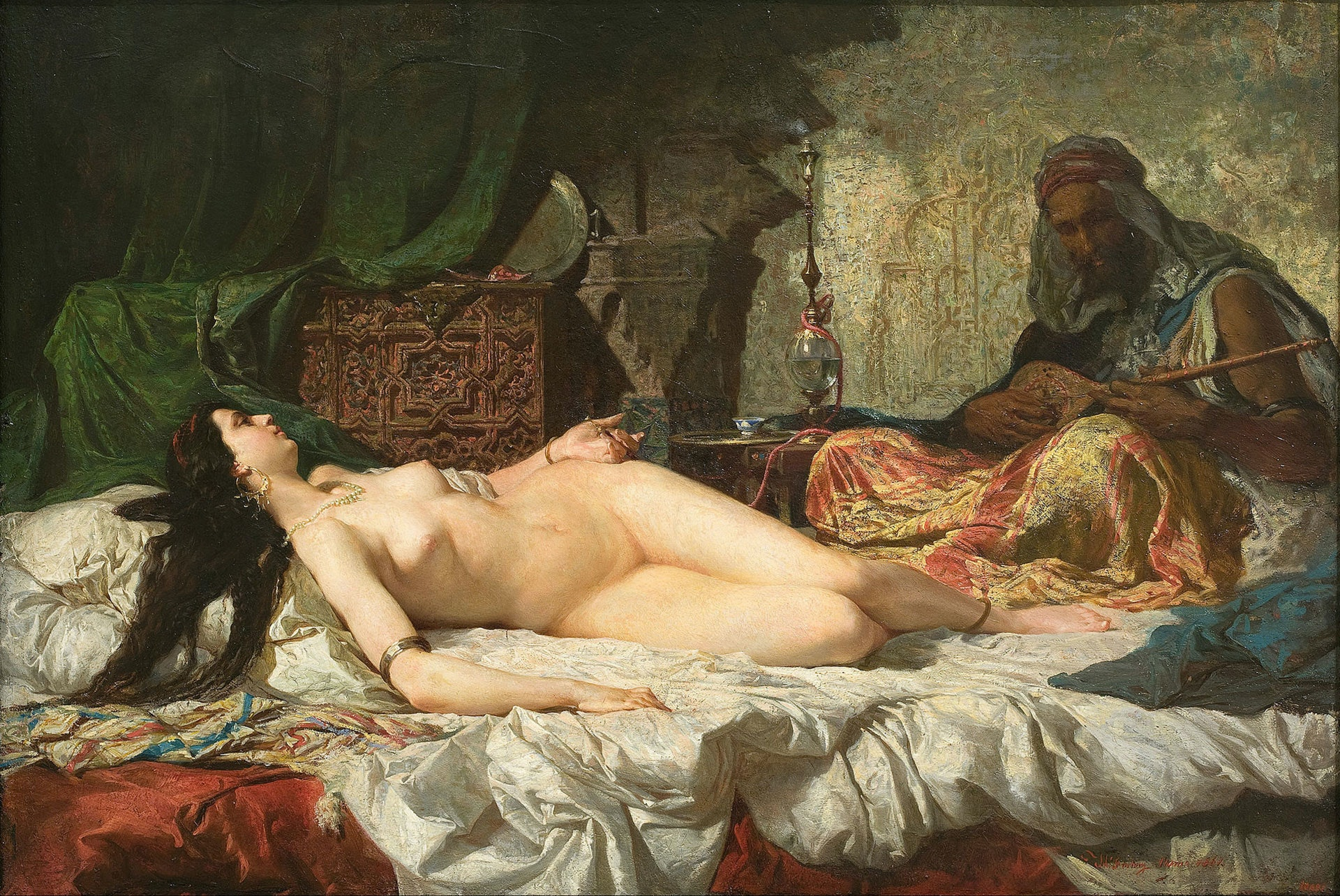Секс для султана