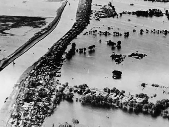 yellow river flooding 1938