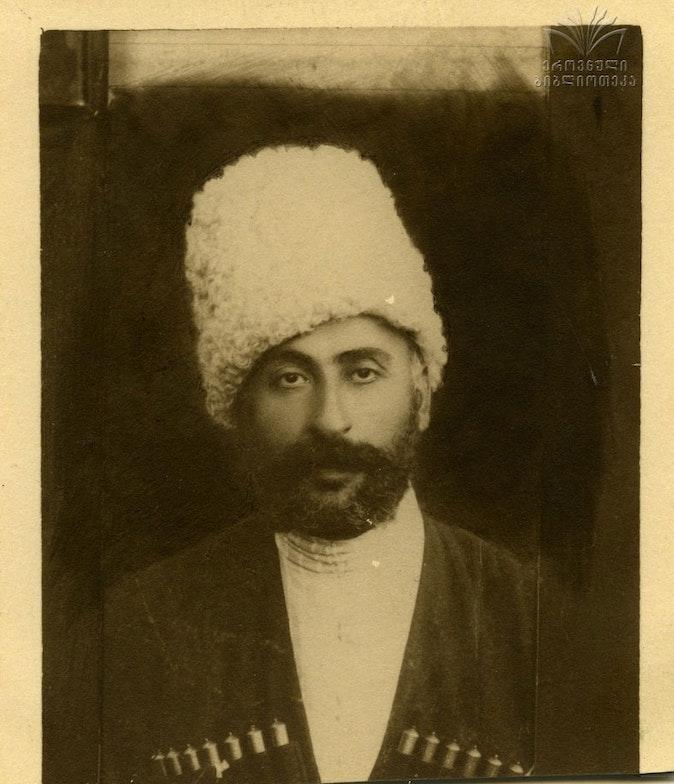 Nikolay Bagration-Mukhransky Niko Buri