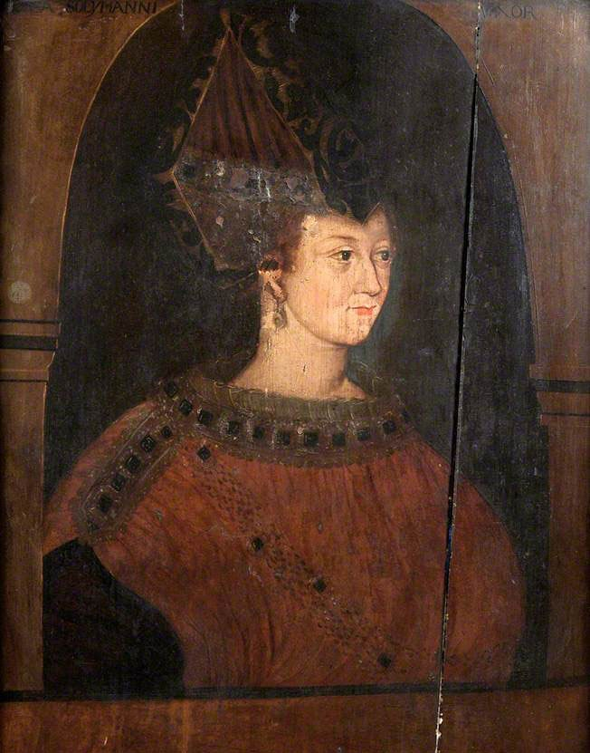 Roxolana (Khurrem Sultan), wife of Suleiman the Magnificent (1500-1558)
