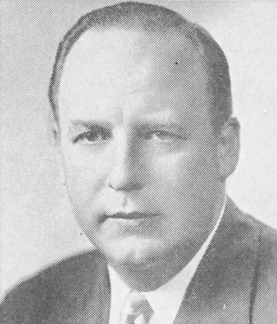 Wayne Hays, member of the United States House of Representatives