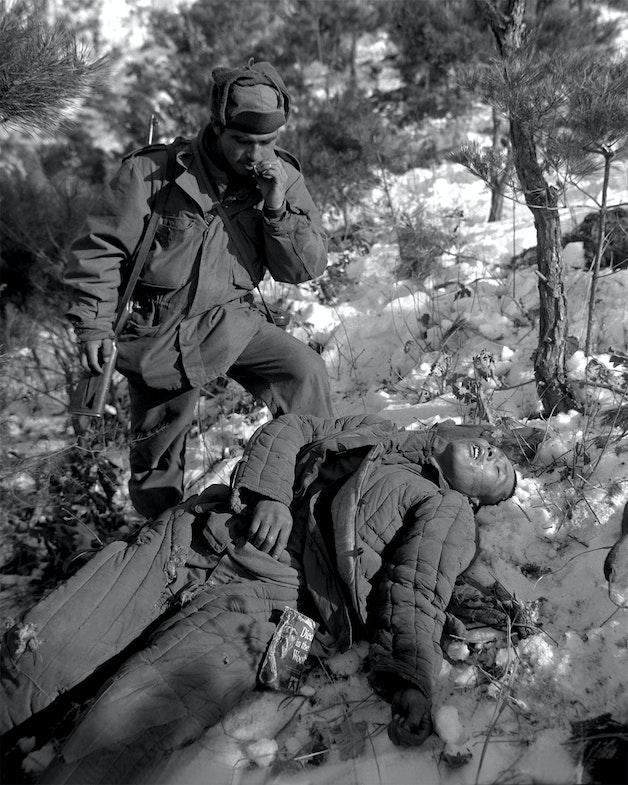 Korejskaja vojna Soldat