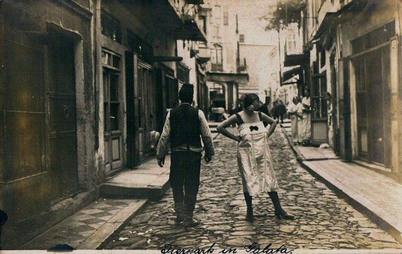 prostitute street Galatia