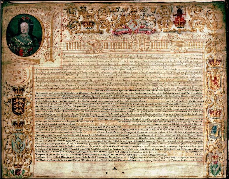 The Treaty of Union